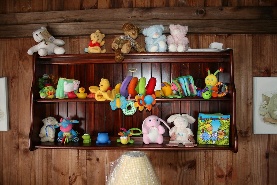 Baby Shelf 900 X 600
