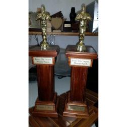 Pedestal Trophy